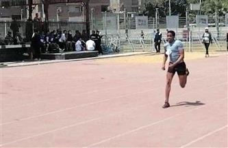 طالب بحلوان يحصد ذهبية ببطولة الجامعات