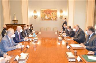 المباحثات المصرية اليونانية تؤكد أن مصر شريك استراتيجي لليونان وللاتحاد الأوروبي