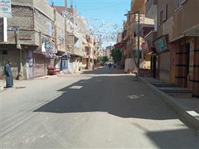 محافظ أسيوط: إعادة رصف شوارع الترعة القديمة وبني إدريس بالقوصية