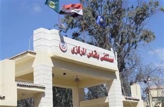 مصرع 4 بينهم شقيقان في حادث تصادم بين سيارتين ودراجة نارية على طريق رافد جمصة
