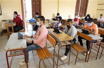 اليوم.. طلاب الثانوية العامة يؤدون الامتحان التجريبي الثالث عن شهر أبريل