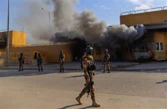 خمسة جرحى في سقوط صواريخ على قاعدة جويّة تضمّ أمريكيين في العراق