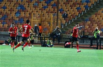 صاروخ من محمد شريف يتقدم للأهلي بالهدف الثاني أمام الزمالك