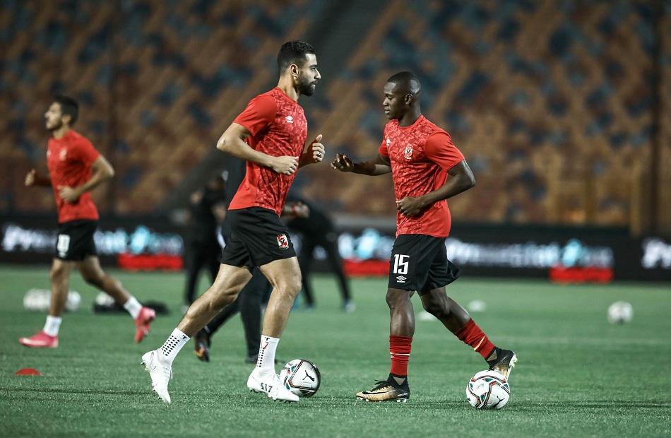 موعد مباراة الأهلي وإنبي بكأس مصر والقنوات الناقلة