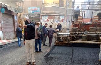 محافظ الفيوم: الانتهاء من تنفيذ 8 مشروعات لرصف الطرق بتكلفة 23 مليون جنيه | صور
