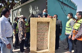 محافظ أسيوط يفتتح نفق مشاة الشيخ داوود بتكلفة 18 مليون جنيه | صور