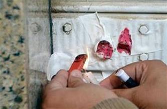 غلق وتشميع 9 ورش حرفية ومقاهٍ ومصادرة 12 شيشة في مركز قطور