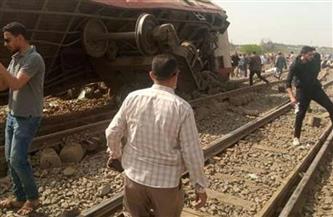 استدعاء رئيسي هيئة السكة الحديد لسماع أقوالهما في حادث قطار طوخ