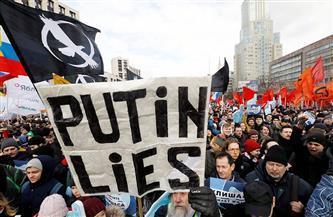 الكرملين: سنتخذ الإجراءات المناسبة بحق أي تظاهرات غير مرخص بها
