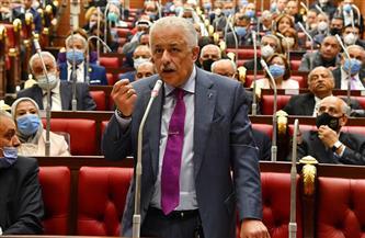 """رئيس """"الشيوخ"""" لوزير التربية والتعليم: رفض تعديلات قانون التعليم لا يعني أن المجلس يعرقل التطوير"""