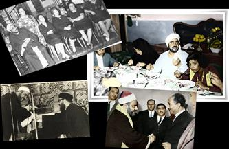 العازف على أوتار القلوب.. «النقشبندي» مبتهل شهر رمضان الرسمي.. وتكريمات بعد الوفاة   صور