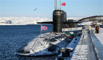 الأسطول الروسي يبدأ تدريبات ضخمة في المنطقة القطبية الشمالية