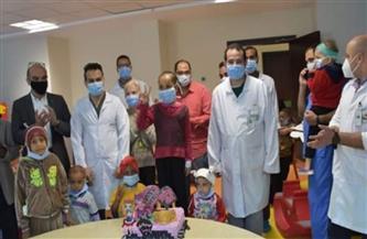 رئيس قسم الأطفال بشفاء الأورمان يفوز بجائزة الدكتور الطنباري من الجمعية المصرية لأمراض الدم