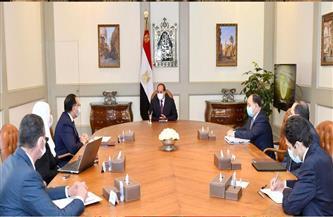 """الرئيس السيسي يتابع نشاط مؤسسات الرعاية الاجتماعية ومنظومة حضانات الأطفال والنشاط الخيري لـ """"تحيا مصر"""""""