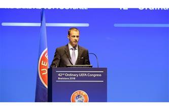 رئيس اليويفا: سنوقف قريبًا الأندية المشاركة بدوري السوبر ليج