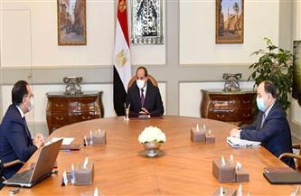 الرئيس السيسي يطلع على منظومة عمل حضانات الأطفال المرخصة وغير المرخصة