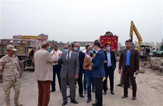 محافظ كفرالشيخ يتفقد المنطقة الثانية للإسكان الجديد على مساحة 30 فدانًا | صور