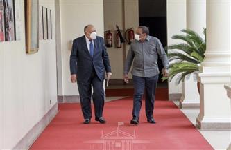 الرئاسة الكينية تبرز تفاصيل زيارة «شكري».. وتؤكد: مصر أعربت عن ثقتها في قدراتنا في التوسط بالنزاعات