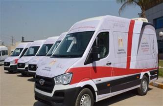 هالة السعيد: 50 سيارة تكنولوجية إضافية قبل نهاية العام للوصول إلى الأماكن النائية