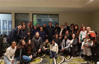 السفير محمد خيرت يروي كيف تشارك المجتمع الأسترالي مع الجاليات المسلمة احتفالهم برمضان|صور
