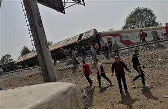 حبس سائق قطار طوخ ومساعده وأحد عمال الصيانة على ذمة التحقيقات