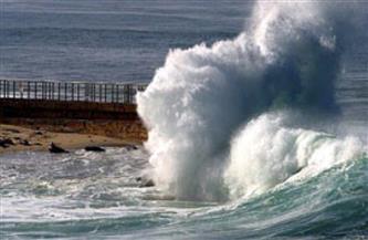 الأرصاد تكشف عن ارتفاع الأمواج الأيام المقبلة