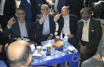 فوز ضياء رشوان بمقعد نقيب الصحفيين لفترة جديدة