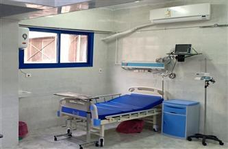 3 آسرة كاملة التجهيزات تدخل الخدمة في العناية المركزة بمستشفى المنشاوي العام بطنطا