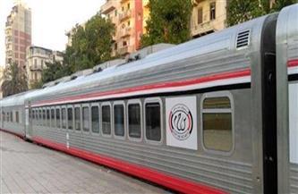 """""""السكة الحديد"""" تعلن متوسط تأخيرات القطارات المتوقعة اليوم"""