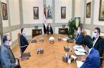 الرئيس السيسي يوجه بتحقيق أقصى عائد اقتصادي واستثماري ممكن للأصول غير المستغلة بقطاع الأعمال العام