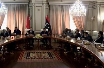 رئيس الوزراء: مستعدون للتعاون مع الجانب الليبي في كل المجالات.. وسيتم بناء مستشفى مصري بطرابلس
