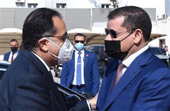 رئيس الوزراء: مصر هى عمق ليبيا.. ونوجه كل الدعم لها