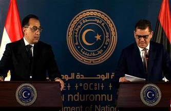 رئيس الوزراء المصري ونظيره الليبي يشهدان التوقيع على 11 وثيقة لتعزيز التعاون بين البلدين| تفاصيل