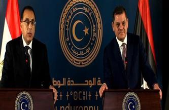 رئيس الحكومة الليبية يدعو الرئيس السيسي لزيارة ليبيا