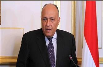 سامح شكرى يستقبل وزير خارجية مالى والمبعوث الأمريكي للقرن الإفريقي اليوم