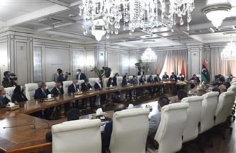 """رئيس وزراء ليبيا عن مجالات التعاون مع مصر : """"لقد فتحنا الطريق وأنتم أول الداخلين"""""""