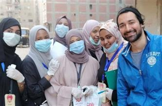 """أحمد حاتم يطلق """"عربية الخير"""" بالتعاون مع المفوضية السامية للأمم المتحدة لشئون اللاجئين"""