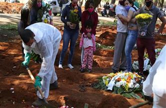 البرازيل تسجل 3321 وفاة جديدة بكورونا