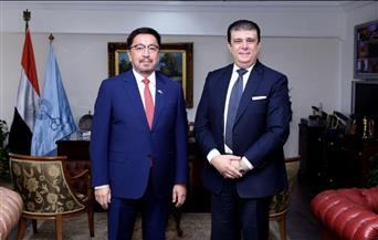 تعاون إعلامي بين مصروكازاخستان