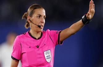 فرابار أول امرأة تشارك في إدارة مباريات ببطولة أوروبا للرجال