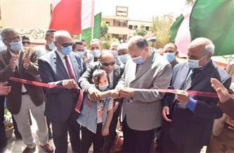 افتتاح أعمال توسع بمدرسة أسيوط الثانوية الزراعية بحي غرب بتكلفة 10 ملايين جنيه| صور