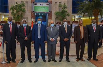 «العربية للتصنيع» تستقبل وفد منظومة الصناعات الدفاعية السودانية وترحب بالتعاون وتبادل الخبرات| صور