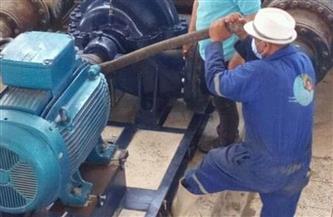 شركة مياه الشرب بالقناة: الانتهاء من رفع كفاءة عدد من محطات مياه الشرب بالإسماعيلية