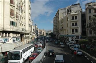 إعادة الانضباط والسيولة المرورية لشارع الأزهر ورفع كفاءة محيط مسجد الحسين
