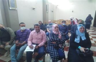 لجنة أوليمبياد الطفل المصري بشمال سيناء تعقد أولى اجتماعاتها | صور