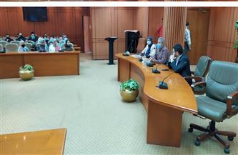 سكرتير عام بورسعيد يترأس الدورة التدريبية لمنظومة اشتراطات البناء الجديدة