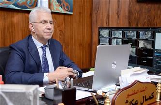 نائب رئيس جامعة طنطا: تشكيل لجنة لتطوير البرامج البينية للتخصصات العلمية