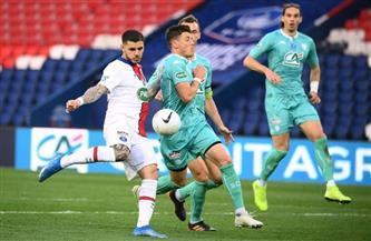 باريس سان جيرمان يكتسح آنجيه بخماسية في كأس فرنسا