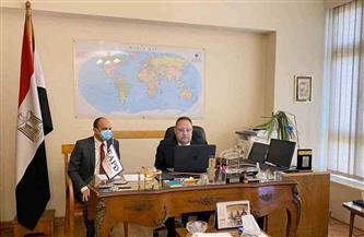 الأمين العام للوكالة المصرية للشراكة يناقش مع ممثلي الأمم المتحدة سبل تعزيز التعاون في إفريقيا