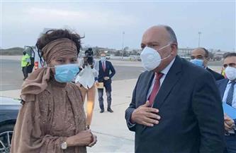 وزير الخارجية يصل إلى السنغال في سادس محطات جولته الإفريقية
